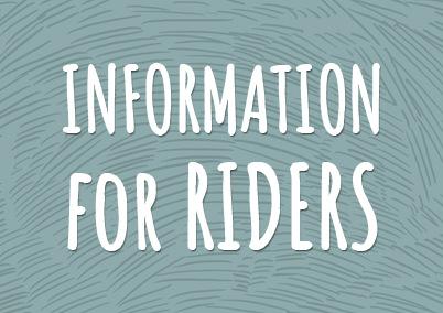 Riders Info